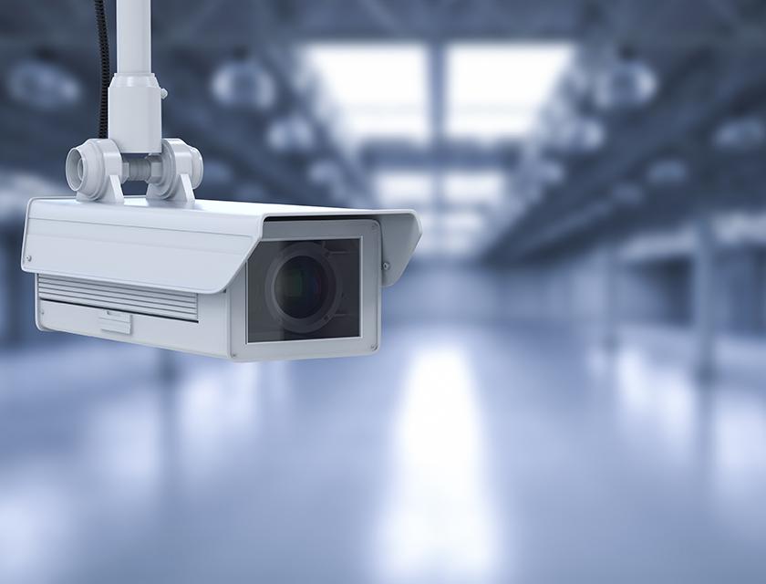 監視カメラ写真